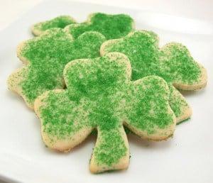 Luck o the Irish   JavaCupcake.com