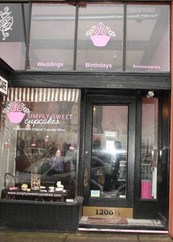 Simply Sweet Cupcakes & Bite Me Cupcakes – Snohomish, WA