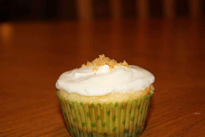 Key Lime Pie Cupcakes - JavaCupcake
