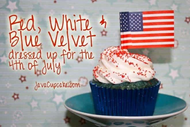 Patriotic Desserts Round Up