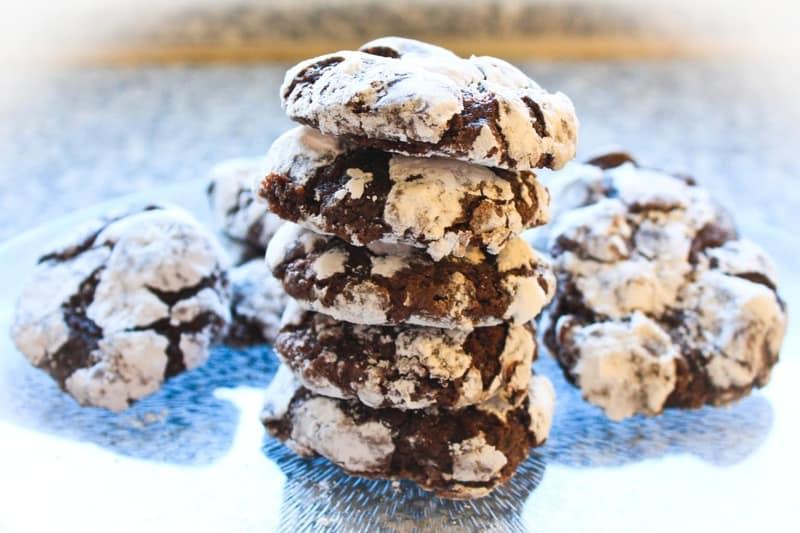 Betty Crocker S 1963 Chocolate Crinkles Javacupcake