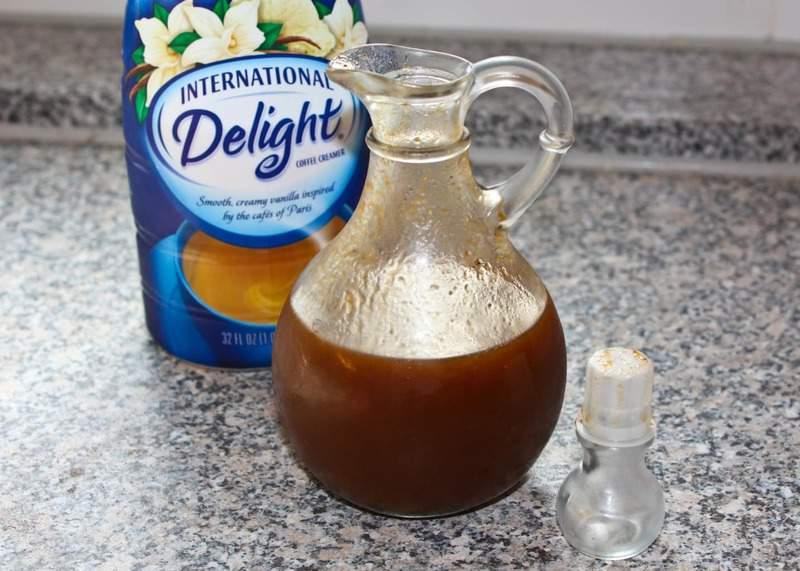 Pumpkin Spice Syrup-6