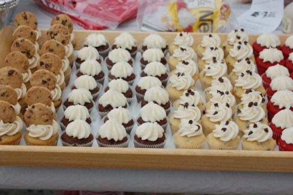 Mini Cupcakes for the Win!