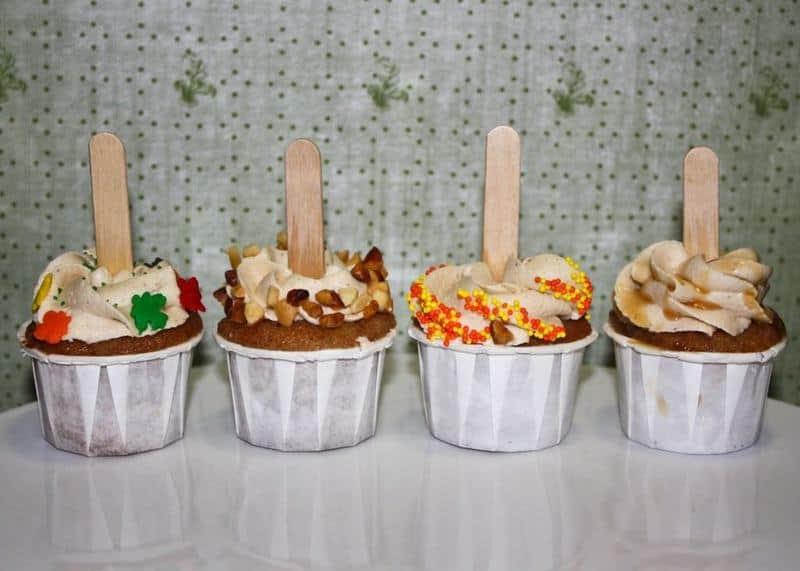 Caramel Apple Cupcakes | JavaCupcake.com