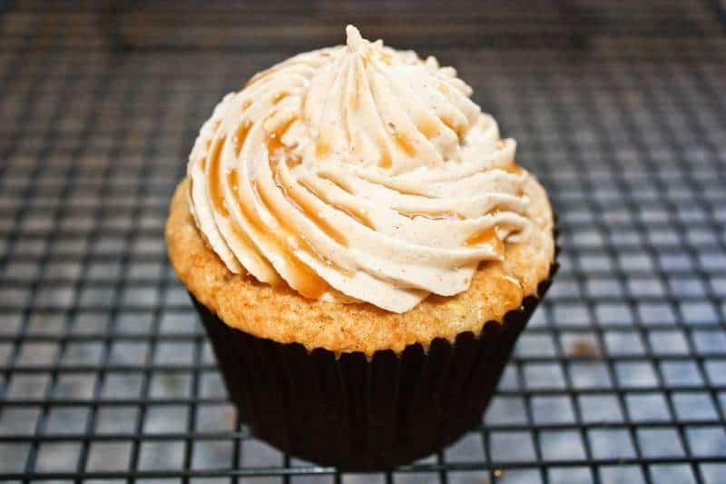 Apple Cinnamon Cupcakes-4