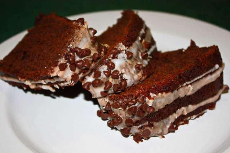 Pumpkin & Chocolate Cake