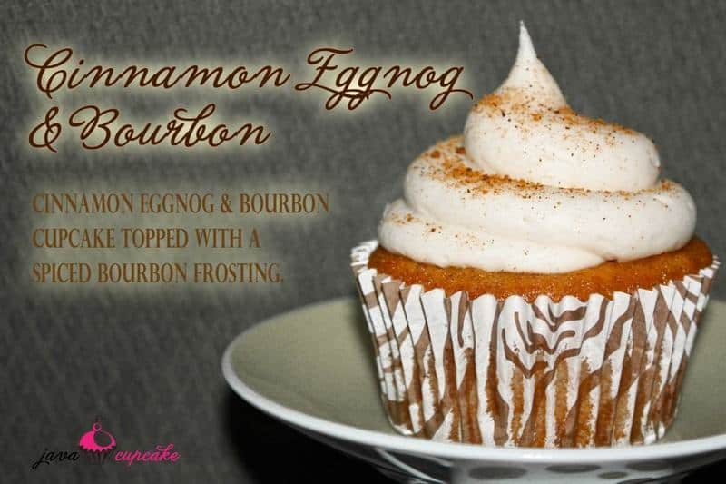 Cupcakes Take The Cake: A collection of Eggnog Cupcakes