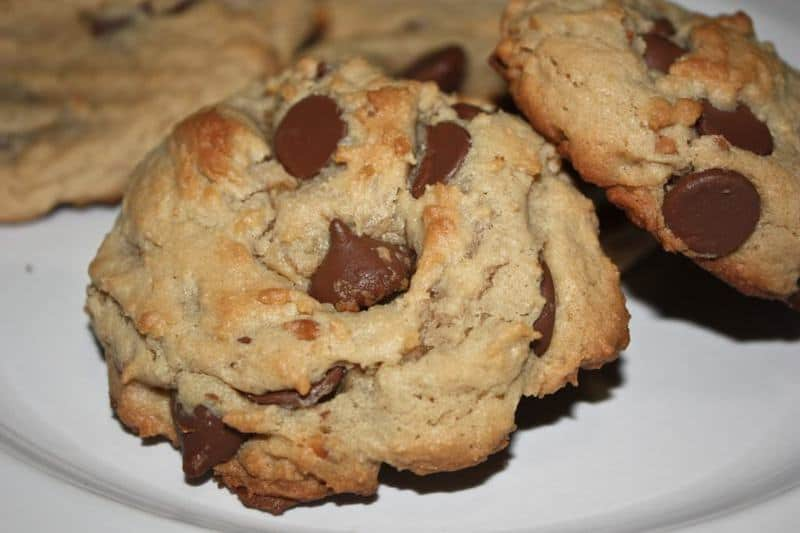 Chocolate Peanut Butter Cookies Recipe — Dishmaps