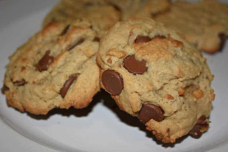 Ultimate Peanut Butter Chocolate Kiss Cookies