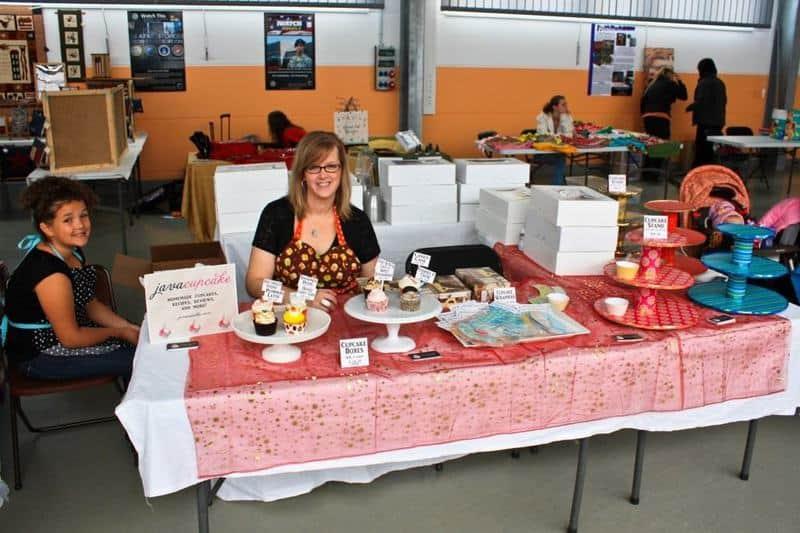 Holiday Arts & Crafts Fair | JavaCupcake.com