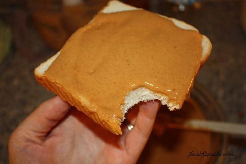 Homemade Honey-Roasted Peanut Butter - JavaCupcake