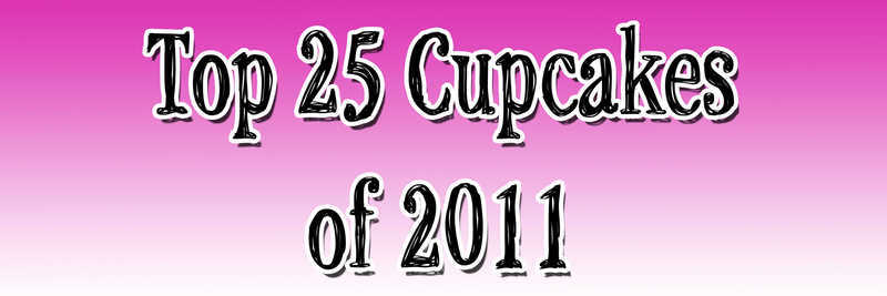 Top 25 Cupcakes of 2011
