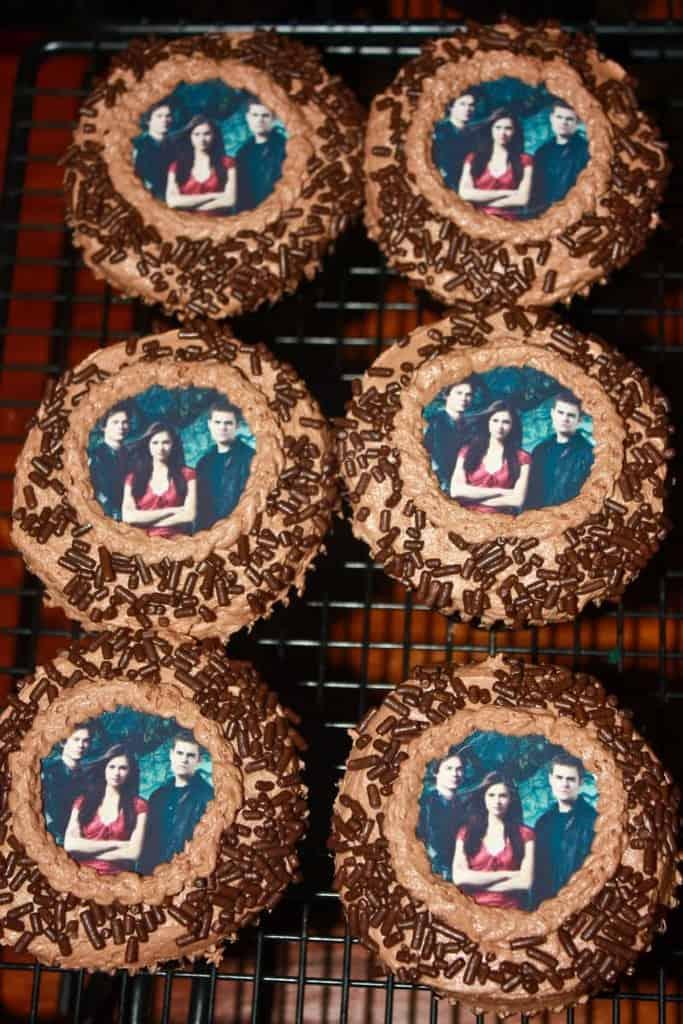 Vampire Diaries Cupcakes Javacupcake