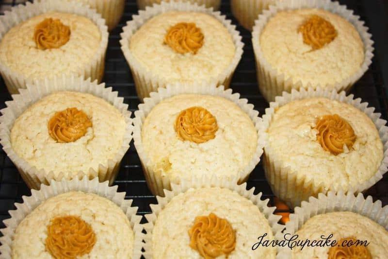 Tagalong Cupcakes - JavaCupcake