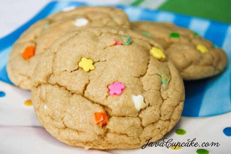 Duncan Hines Cake Batter Cookies Recipe