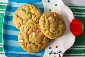 Cake Batter & Pudding Cookies | JavaCupcake.com