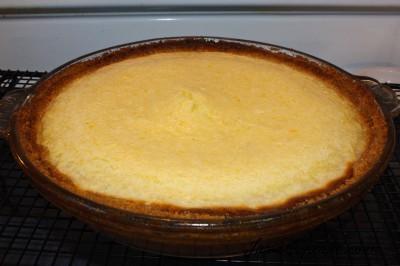 Lemon Raspberry Tart Pie | JavaCupcake.com