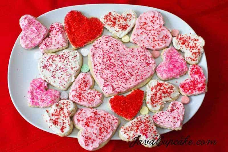 Vday Sugar Cookies-6