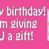 Giveaway:  Cupcakes, Cookies, & Pie, Oh, My!
