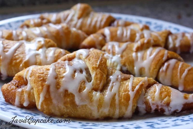 Cinnamon Sugar Crescents Recipes — Dishmaps