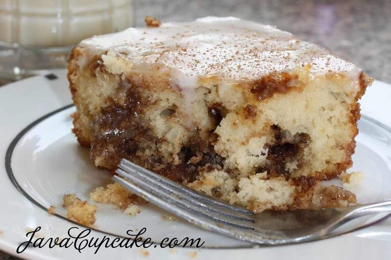 Cinnamon Breakfast Cake-4