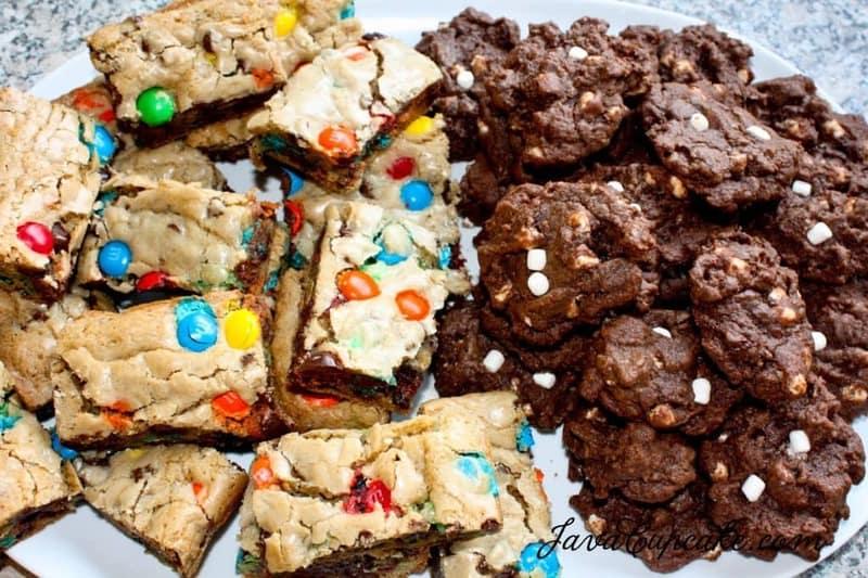 Mocha Mallow Cookies - The JavaCupcake Blog
