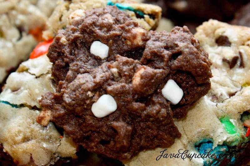 Mocha Mallow Cookies