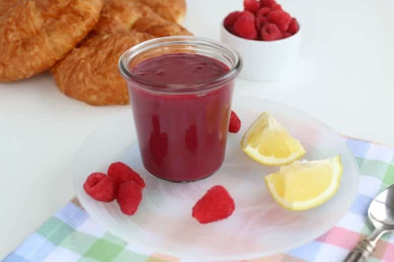 Raspberry Curd (Quick and Easy to Make)