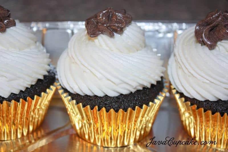 Crown Royal Cupcakes   JavaCupcake.com