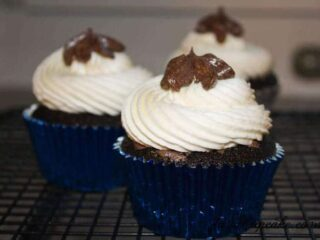 Crown Royal Cupcakes | JavaCupcake