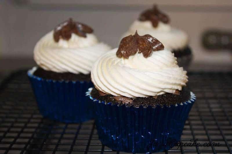 Crown Royal Cupcakes