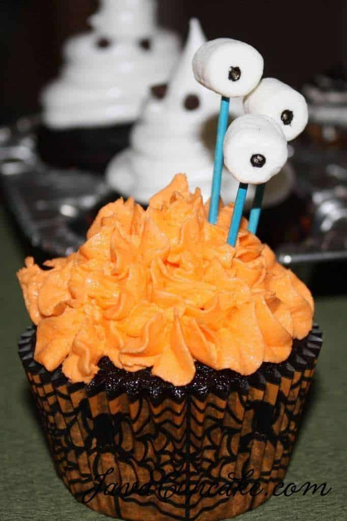 Spooktacular Treats Workshop | JavaCupcake.com