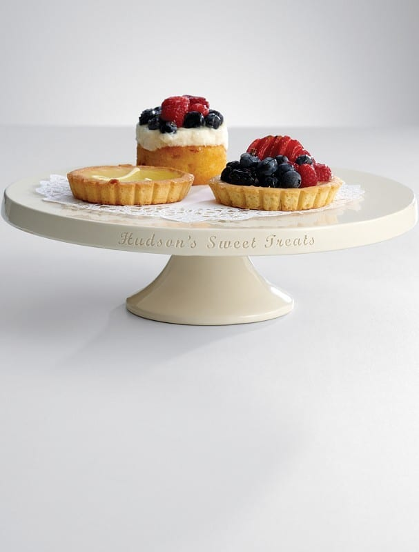 Personalized Dessert Stand