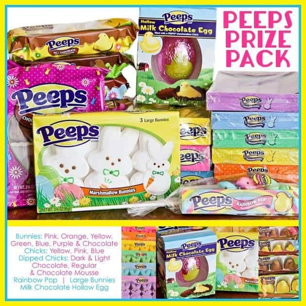 Spring Hop Along PEEPS Party Prize Pack
