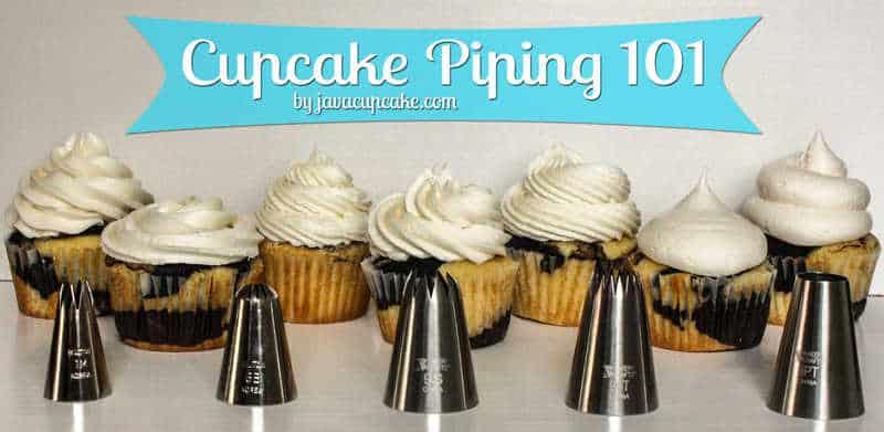 Video Tutorial Cupcake Piping 101 JavaCupcake