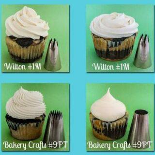{Video Tutorial} Cupcake Piping 101