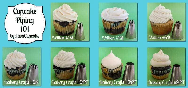 {Video Tutorial} Cupcake Piping 101