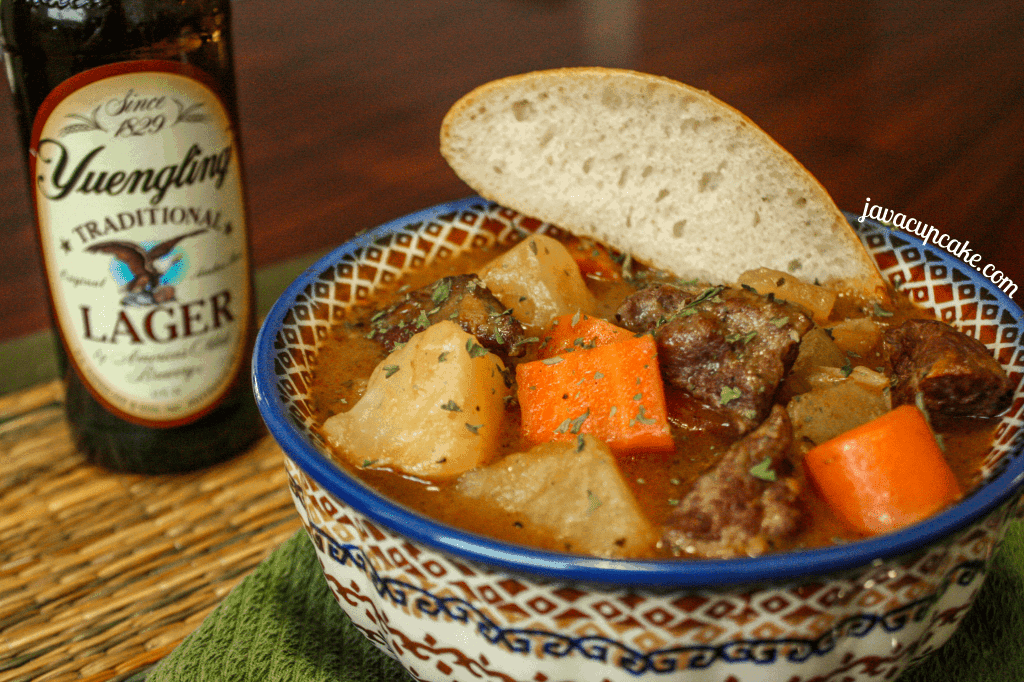 Yuengling Beef Stew