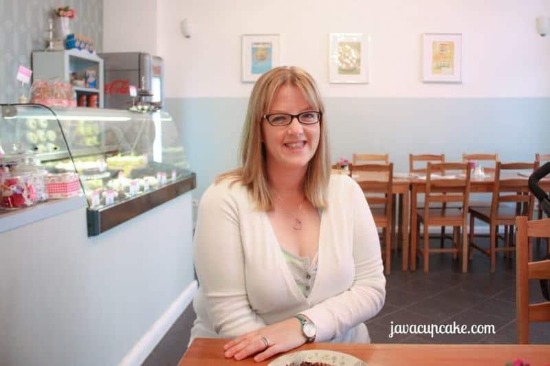 JavaCupcake visits Cupcake Berlin