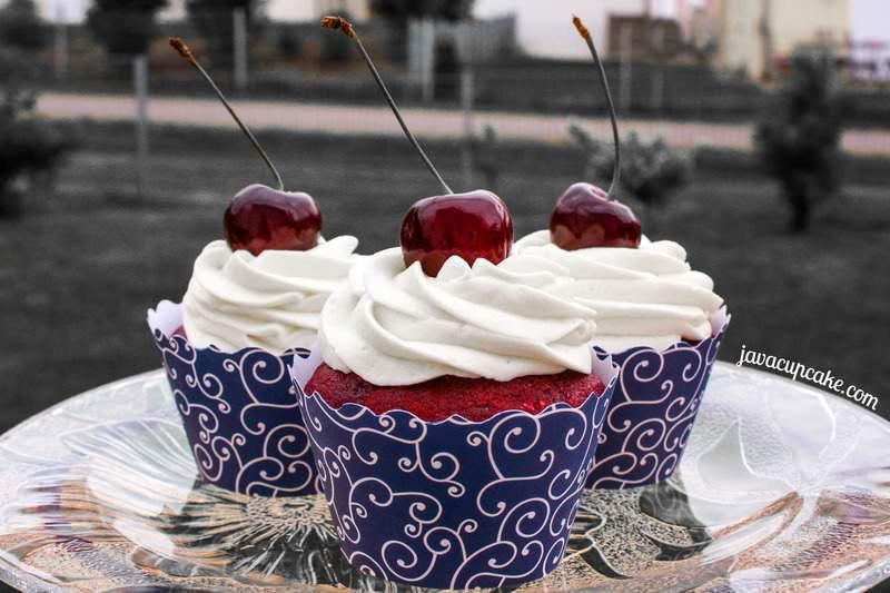 Sprinkles Will Fly: Cherry Red Velvet Cupcakes