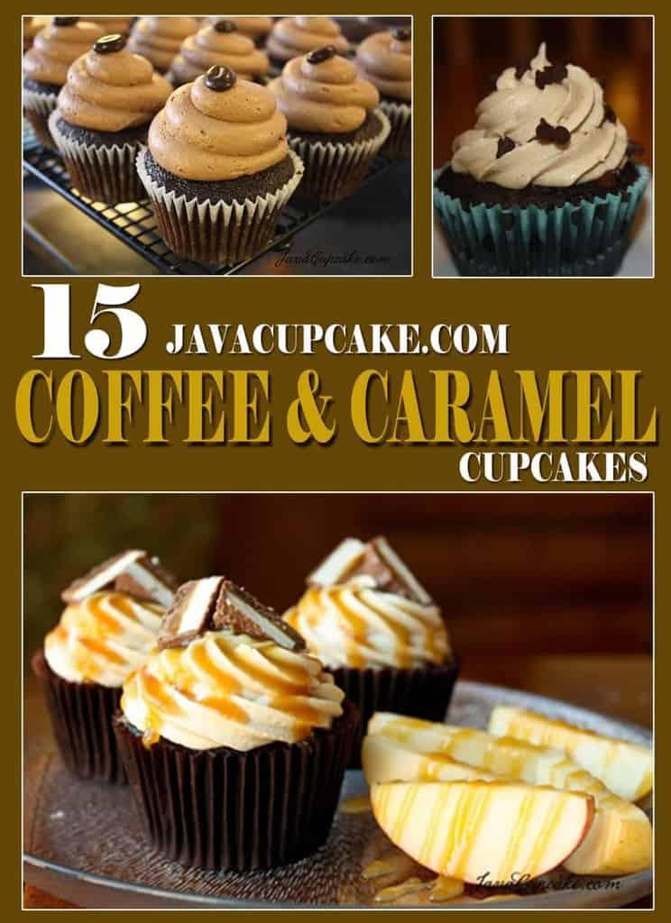 Coffee & Caramel Cupcake Round Up