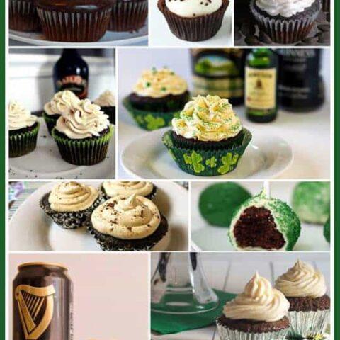 Guinness Cupcake Round Up