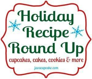 Holiday Recipe Round Up by JavaCupcake.com