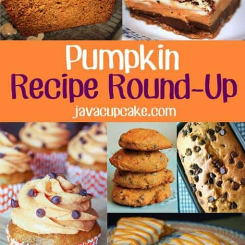 Pumpkin Recipe Round Up