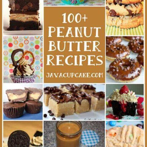 100 Delicious Peanut Butter Recipes