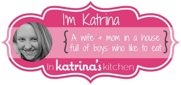 Meet Katrina of In Katrinas Kitchen