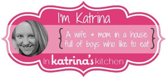 Meet Katrina of In Katrinas Kitchen