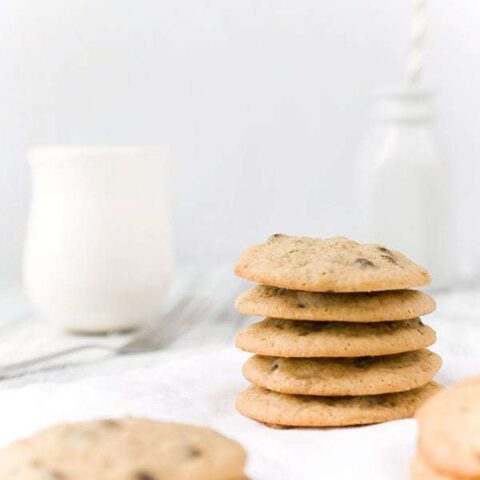 {Guest Post} Coffee Toffee Chocolate Chip Cookies
