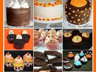 Halloween Desserts Round Up | JavaCupcake.com