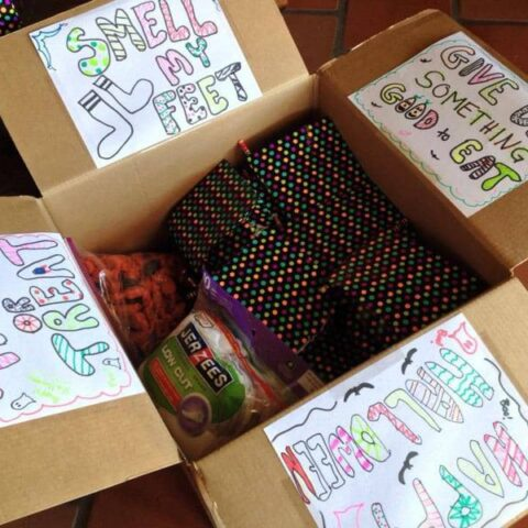 {Deployment Care Package Program} Bella Cupcake Couture